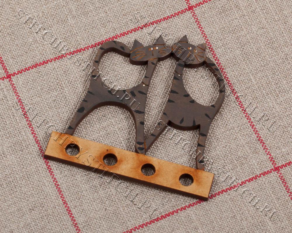 Органайзер для мулине  из дерева