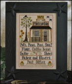 "Схема для вышивки Little House Needleworks ""The Mercantile"""