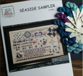 "Комплект нитей Treenway Silks' Harmony для Rosewood Manor ""Seaside Sampler"""