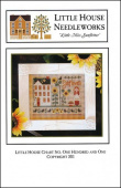 "Схема для вышивки Little House Needleworks ""Little Miss Sunflower"""