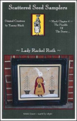 "Схема для вышивки Scattered Seed Samplers ""Lady Rachel Ruth"""