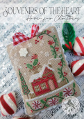 "Схема для вышивки With Thy Needle & Thread ""Souvenirs Of The Heart - Home For Christmas"""