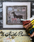 "Комплект нитей Needlepoint Silk для Kathy Barrick ""Dearie and Darling"""
