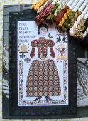 "Комплект нитей Needlepoint Silk для Kathy Barrick ""Miss Mary Hadley"""