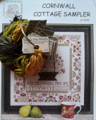 "Комплект нитей Weeks Dye Works для Rosewood Manor ""Cornwall Cottage Sampler"""