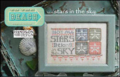 "Схема для вышивки Hands On Design ""To The Beach Series: Stars In The Sky"""