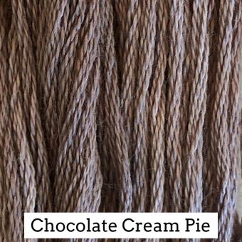 """Нить (мулине) ручного окрашивания Classic Colorworks """"Chocolate Cream Pie"""" - Стежок за Стежком вышивка, канва, схемы для вышивки крестом"""