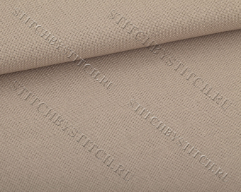 Канва 25 ct. Lugana 3835/779 (темно-серый) Light Taupe